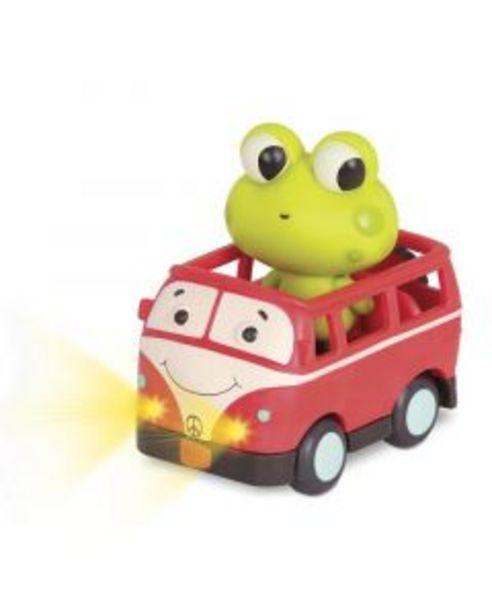 Oferta de Mini autobús con rana luces y sonido por 15,95€