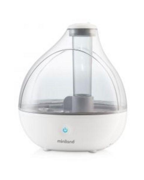 Oferta de Humidrop humidificador vapor frío con esencia 1,5litros por 49,9€