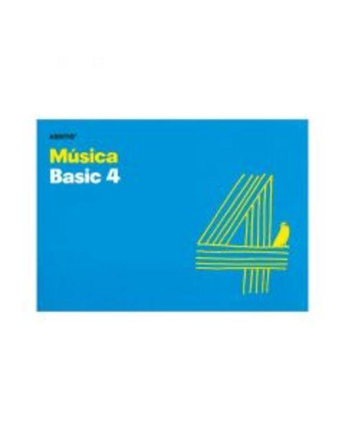 Oferta de Cuaderno de música Additio Basic 4 pentagramas por 1,4€