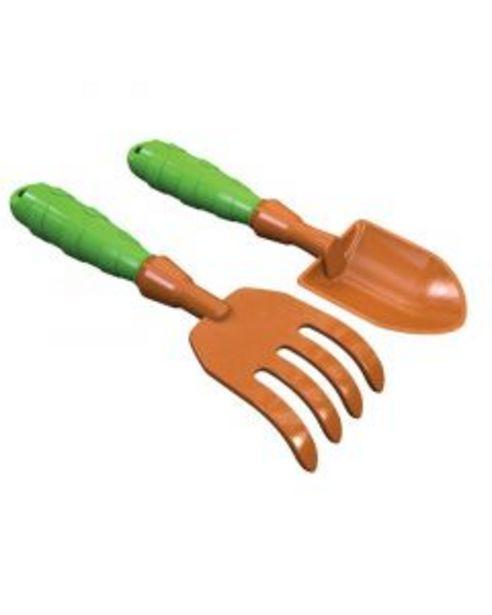 Oferta de Kit herramientas de Jardín por 1€