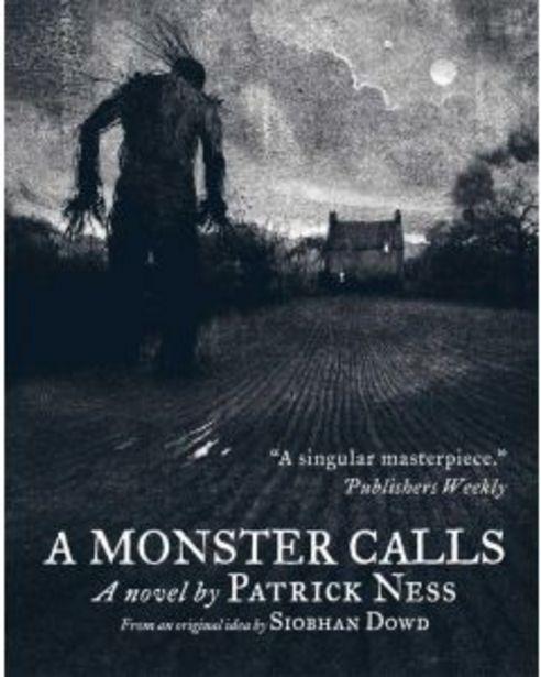 Oferta de A Monster Calls por 13,5€