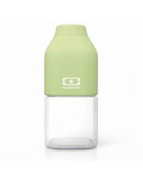 Oferta de Botella Monbento 330 ml Positive S verde manzana por 13,9€