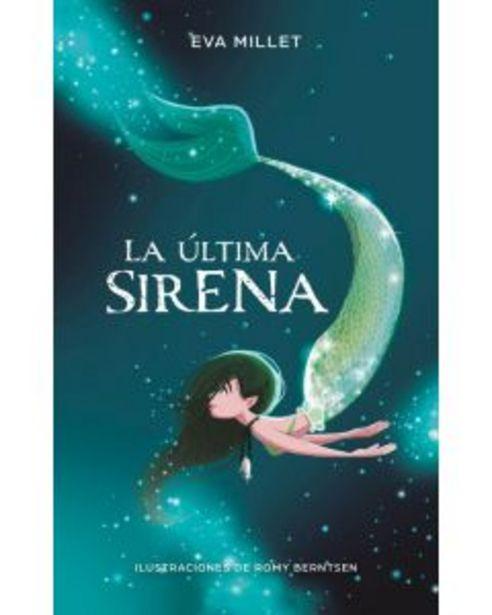 Oferta de La última sirena por 15,95€