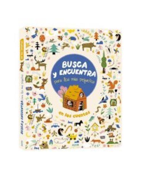 Oferta de Busca y encuentra para los más pequeños: En los cuentos por 10,95€