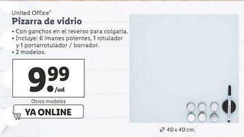 Oferta de Pizarra United Office por 9,99€