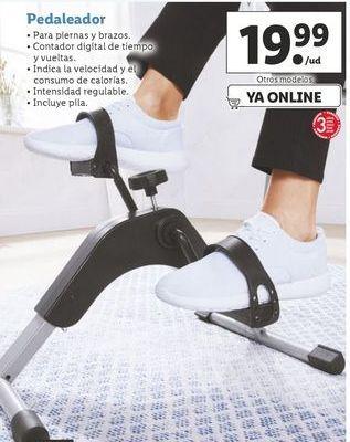 Oferta de Pedaleador por 19,99€