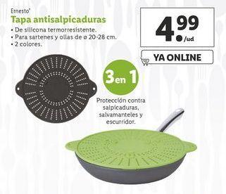 Oferta de Tapa de silicona ernesto por 4,99€