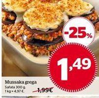Oferta de Platos preparados por 1,49€