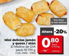 Oferta de Hojaldre por 0,8€