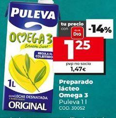 Oferta de Preparado lácteo Puleva por 1,25€