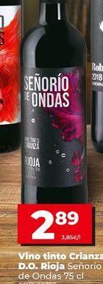 Oferta de Vino tinto por 2,89€