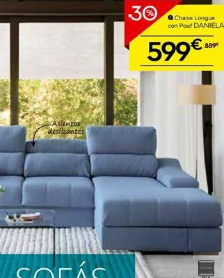 Oferta de Chaise longue por 599€