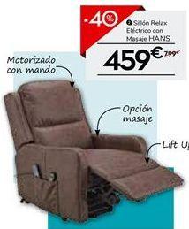 Oferta de Sillón relax por 459€