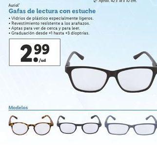 Oferta de Gafas Auriol por 2,99€