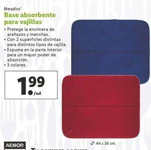 Oferta de Accesorios para cocinar Meradiso por 1,99€