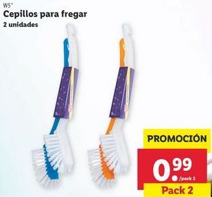 Oferta de Cepillo manual W5 por 0,99€