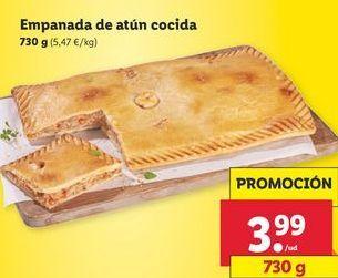 Oferta de Empanada de atún por 3,99€