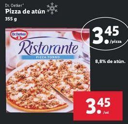 Oferta de Pizza Dr Oetker por 3,45€