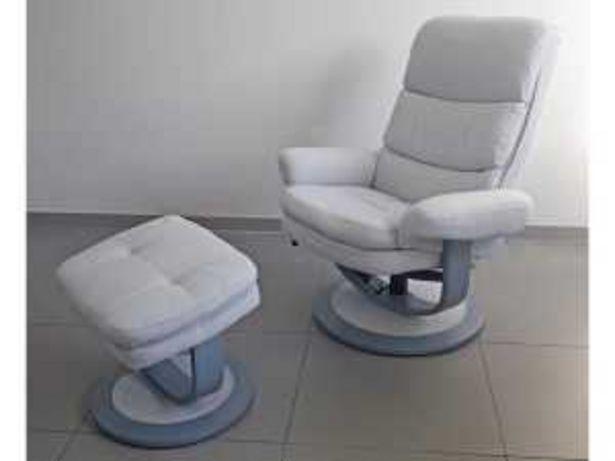 Oferta de Sillón relax QH-8030 gris claro por 290€