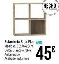 Oferta de Estantería baja Eko  por 45€
