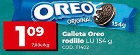 Oferta de Galletas Oreo Oreo por 1,09€