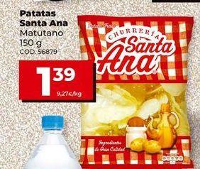 Oferta de Patatas fritas Santa Ana por 1,39€