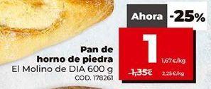 Oferta de Pan de horno por 1€