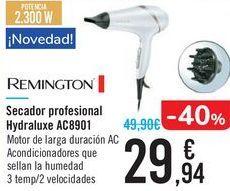 Oferta de Secador profesional Hydraluxe AC8901 por 29,94€