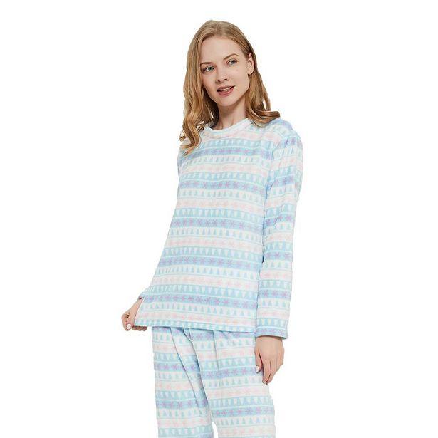 Oferta de Pijama coral Paola por 7,99€