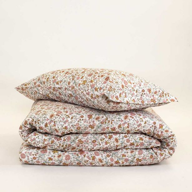 Oferta de Funda nórdica algodón Daniela castaño 90 por 14€