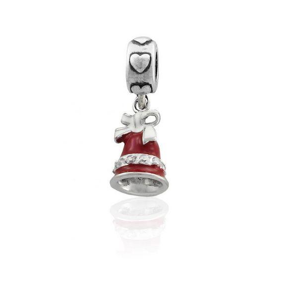 Oferta de Abalorio plata campana por 12€