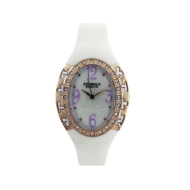 Oferta de Reloj mujer floral Fórmula Roselin por 12€