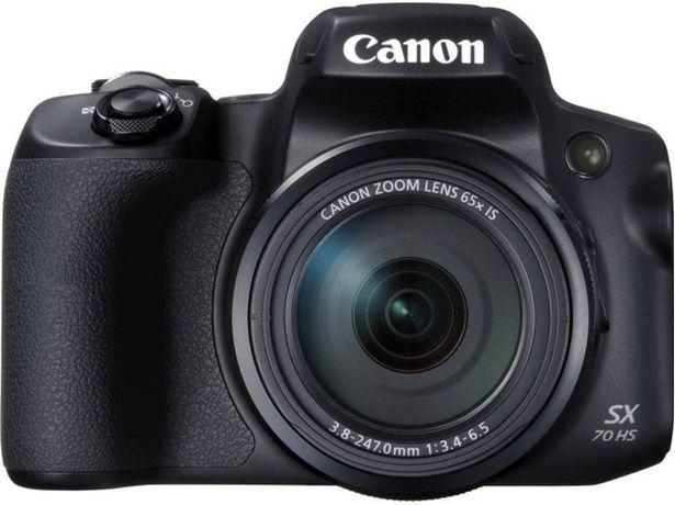 Oferta de Cámara Compacta CANON SX70HS  por 752,6€