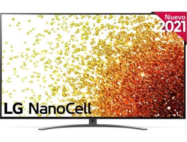 Oferta de TV LG 65NANO916  por 1024€