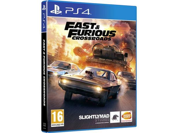 Oferta de Juego PS4 Fast & Furious Crossroads  por 8,97€