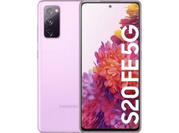 Oferta de Smartphone SAMSUNG Galaxy S20 FE 5G  por 599€