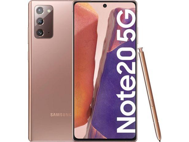 Oferta de Smartphone SAMSUNG Galaxy Note 20 5G  por 799€