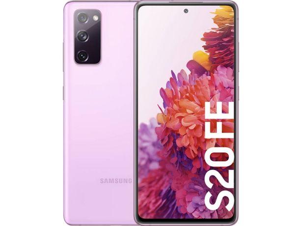 Oferta de Smartphone SAMSUNG Galaxy S20 FE  por 513,99€