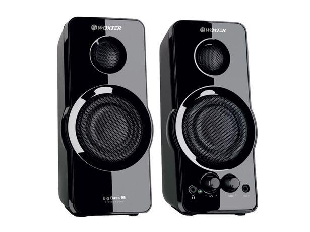 Oferta de Altavoces 2.0 WOXTER Big Bass 95  por 15,97€