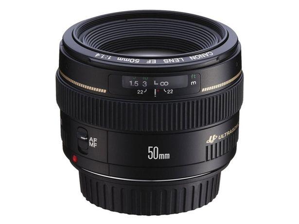 Oferta de Objetivo CANON 50mm 1.4 Usm (Encaje: Canon EF - Apertura: f/1.4 - f/22) por 363,72€