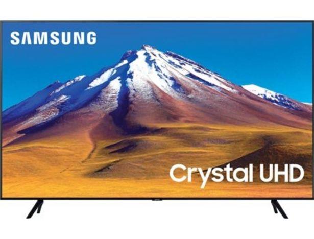 Oferta de TV SAMSUNG UE43TU7025  por 379,99€