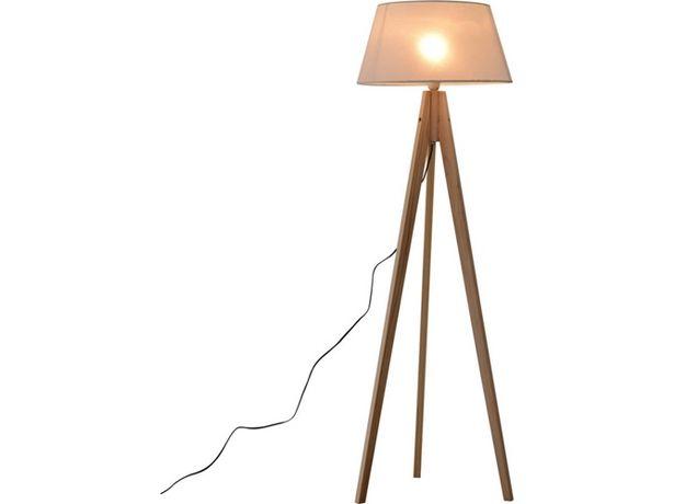 Oferta de Lámpara de Pié HOMCOM B31-104 por 66,99€