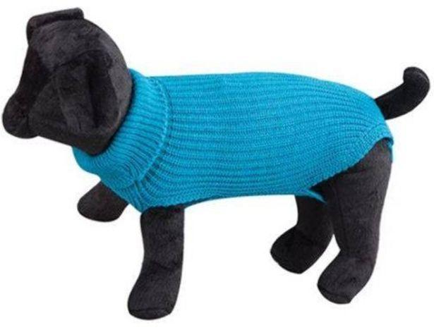 Oferta de Ropa para perros ARPPE New Jersey Basic T-60 Azul por 20,67€