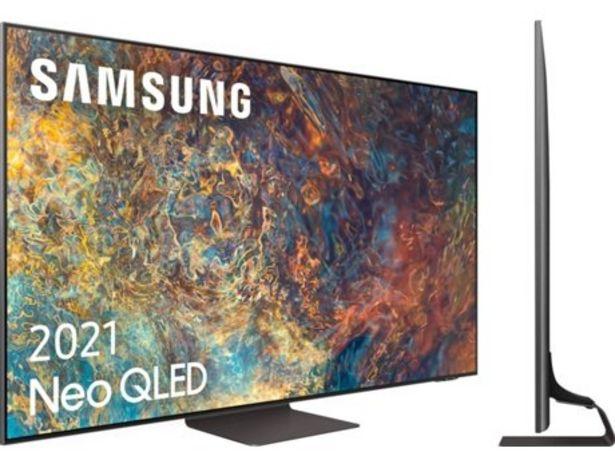 Oferta de TV SAMSUNG QE55QN95A  por 1699€