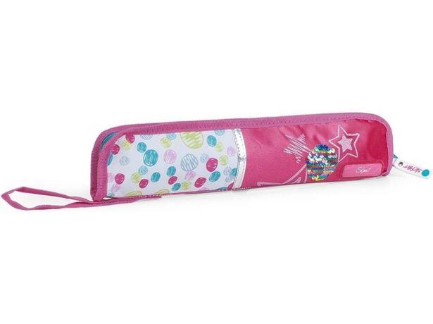 Oferta de Estuche de Flautas SKPAT 130403 Rosa  por 7,99€