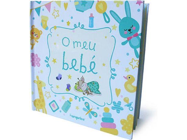 Oferta de Libro Album O Meu Bebé de Varios Autores  por 3,27€