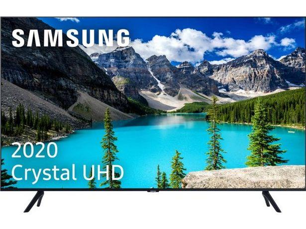 Oferta de TV SAMSUNG UE65TU8005 (LED - 65'' - 165 cm - 4K Ultra HD - Smart TV) por 729,99€