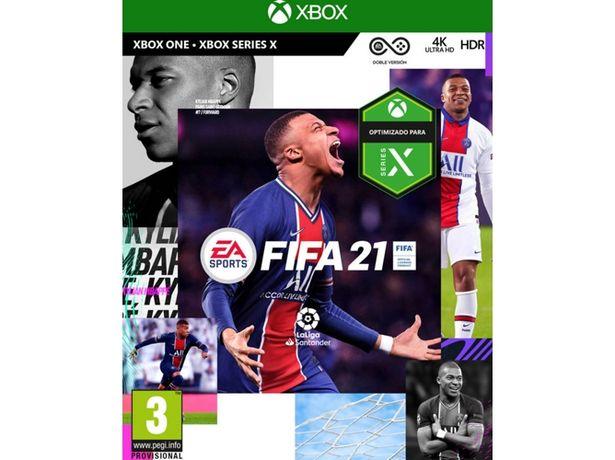 Oferta de Juego Xbox One FIFA 21  por 29,97€