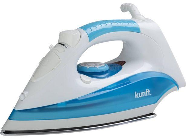 Oferta de Plancha de Vapor KUNFT Ksi-2537  por 15,99€