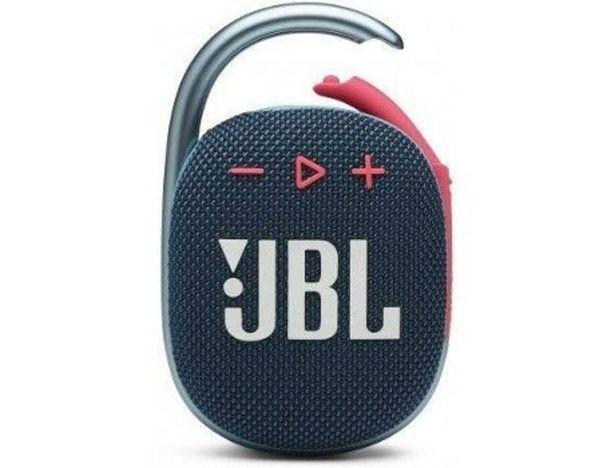 Oferta de Altavoz Bluetooth JBL Clip 4  por 44,99€